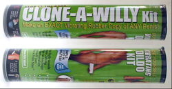 Glow-in the-Dark Clone-A-Willy