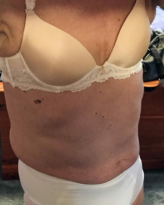 Forced cock panty panties butt plug